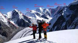 В Казахстане пройдет Чемпионат мира (Евро-Азии) по альпинизму в высотном классе