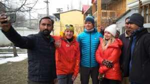 Зимняя экспедиция Дениса Урубко на Броуд-Пик: команда выехала в Асколе
