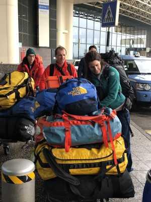 Траверс Гашербрумов: Симоне Моро и Тамара Лунгер отправляются в Пакистан