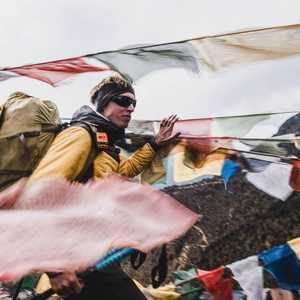 Зимний Эверест Йошта Кобуша. Команда прибыла в базовый лагерь