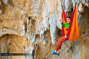 Открыт самый сложный скалолазный маршрут в Албании: