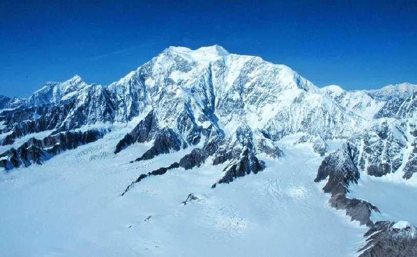 Гора Логан (Mount Logan)