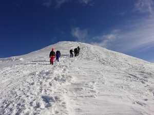 Говерла - стадион для подготовки к высотным восхождениям