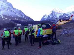 За минувшие сутки в горах Италии погибли 3 альпиниста