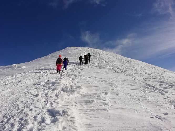 Фото Кировоградский областной альпинистский центр