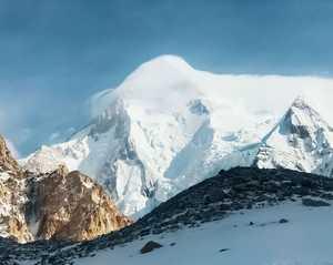 Траверс Гашербрумов: первая акклиматизация на 5500 метрах