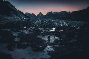 Зимний Эверест Йошта Кобуша: Подробности первых дней в базовом лагере