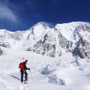 Траверс Гашербрумов: прогулка по ледникам
