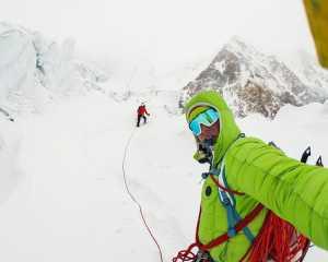 Траверс Гашербрумов: выход на 5500 метров