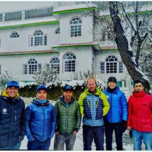 Зимний сезон на К2: команда в сборе