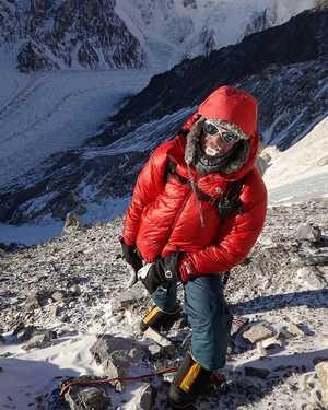 Зимняя экспедиция Дениса Урубко на Броуд-Пик: проложен маршрут до отметки 6100 метров