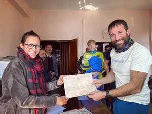 Зимняя экспедиция на Эверест Алекса Тикона: команда получила пермит на восхождение