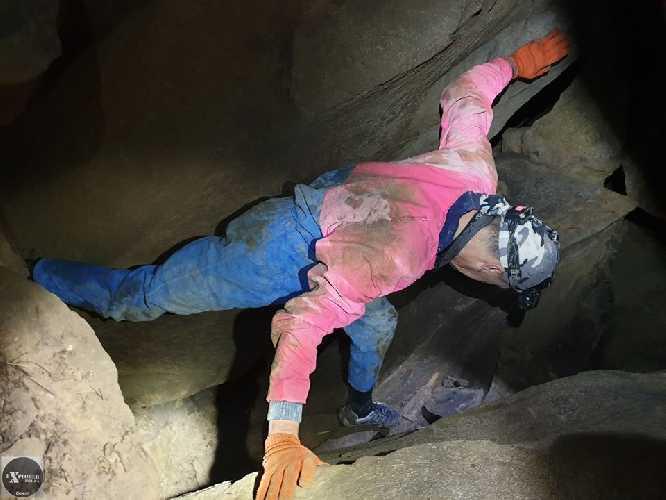 ліфт, продовження печери вниз — с Евгений Васильев.