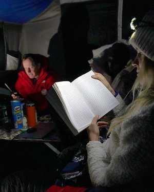 Зимняя экспедиция Дениса Урубко на Броуд-Пик: самая трудная часть экспедиции это ожидание