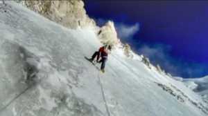 Зимняя экспедиция Дениса Урубко на Броуд-Пик: установлен второй высотный лагерь