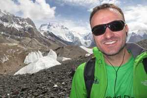 В Альпах погиб выдающийся словенский альпинист Грега Лачен (Grega Lačen)