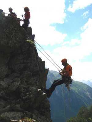 Что делать если «дюльфер» довязан другой верёвкой?