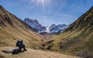 Комфортные восхождения в Грузии