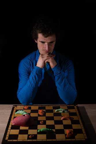 Адам Ондра (Adam Ondra). Фото Paweł Wrona / CCD Fotografia)