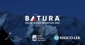 Зимняя экспедиция на вершину Батура Сар: команда в базовом лагере