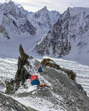 Зимняя экспедиция Дениса Урубко на Броуд-Пик:
