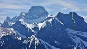 Пять больших маршрутов в Канадских Скалистых Горах, которые еще никто не повторял