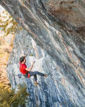 Одна из самых перспективных и сложных скал Италии закрывается для скалолазов!
