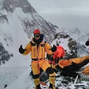 Зимний сезон на К2: заброска груза в первый высотный лагерь