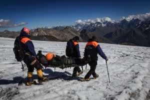 На Эльбрусе погиб альпинист из Польши