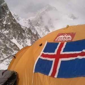 Зимний сезон на К2: выход в первый высотный лагерь