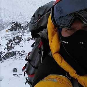 Зимний сезон на К2: работа над участком ко второму лагерю