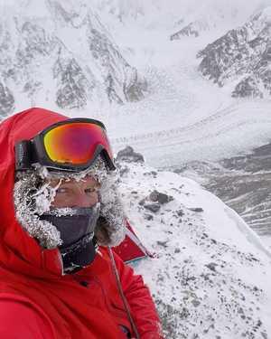 Зимняя экспедиция Дениса Урубко на Броуд-Пик: подробности штурмового выхода