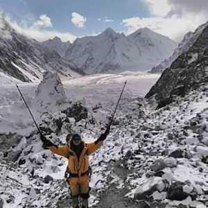 Зимний сезон на К2: выход на 6600 метров