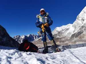 Зимняя экспедиция на Эверест Алекса Тикона: сегодня - подъем к первому высотному лагерю