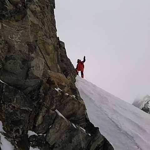 Выход команды в первый высотный лагерь на К2. 27 января 2020 года. Фото John Snorri Sigurjónsson