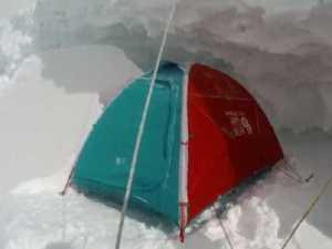 Зимняя экспедиция Дениса Урубко на Броуд-Пик: Выход на 7000 метров и спуск в базовый лагерь