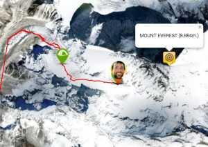 Зимняя экспедиция на Эверест Алекса Тикона: ожидание погоды во втором лагере