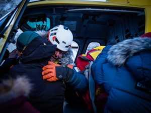 Зимняя экспедиция на Эверест Алекса Тикона: Оскар Кардо эвакуирован из-за высотной болезни