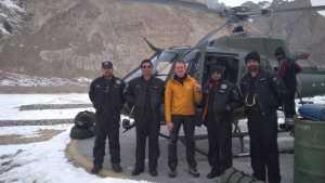 Зимняя экспедиция Дениса Урубко на Броуд-Пик: подробности эвакуации вертолётом