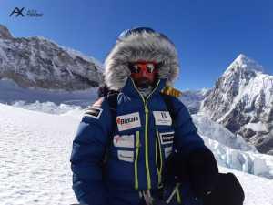Зимняя экспедиция на Эверест Алекса Тикона: нет возможности дойти до третьего лагеря