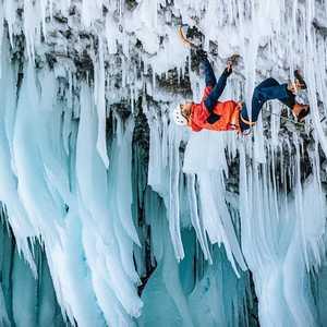В Канаде открыт самый сложный в мире ледолазный маршрут