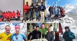 Сложная зима 2020: ни один альпинист не поднялся на вершину восьмитысячника