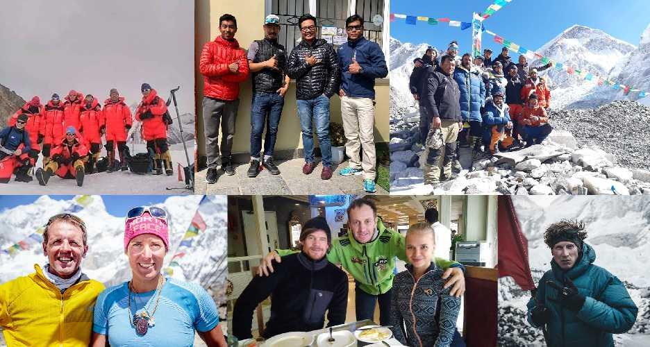 Этот зимний сезон был на удивление полон примечательных экспедиций, планировавших своё восхождение на восьмитысячники Гималаев и Каракорума