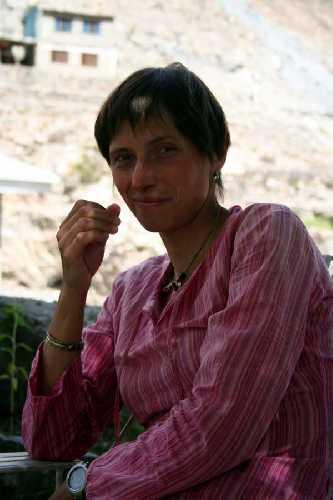 Анна Ясинская - новый президент Федерации альпинизма и скалолазания Украины