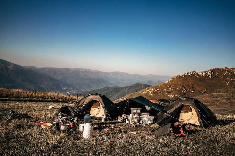 Удивительные, дикие районы Армении. Фото Aleksandra Wierzbowska