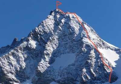 Никита Балабанов и Александр Якунин открывают новый маршрут на высочайшую вершину Австрии - гору Гросглоккнер