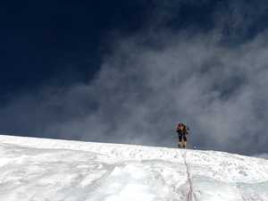 Зимняя экспедиция на вершину Батура Сар: экспедиция завершена. Максимальная достигнутая отметка 6600 метров