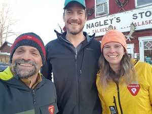 Лонни Дюпре в четвертый раз попытается взойти на вершину горы Хантер в зимний период