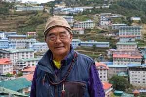 Канча Шерпа - единственный живой участник легендарной первой успешной экспедиции на Эверест 1953 года