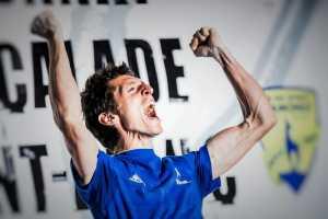 Капитан сборной Франции по скалолазанию Ромэн Дегранж уходит из большого спорта